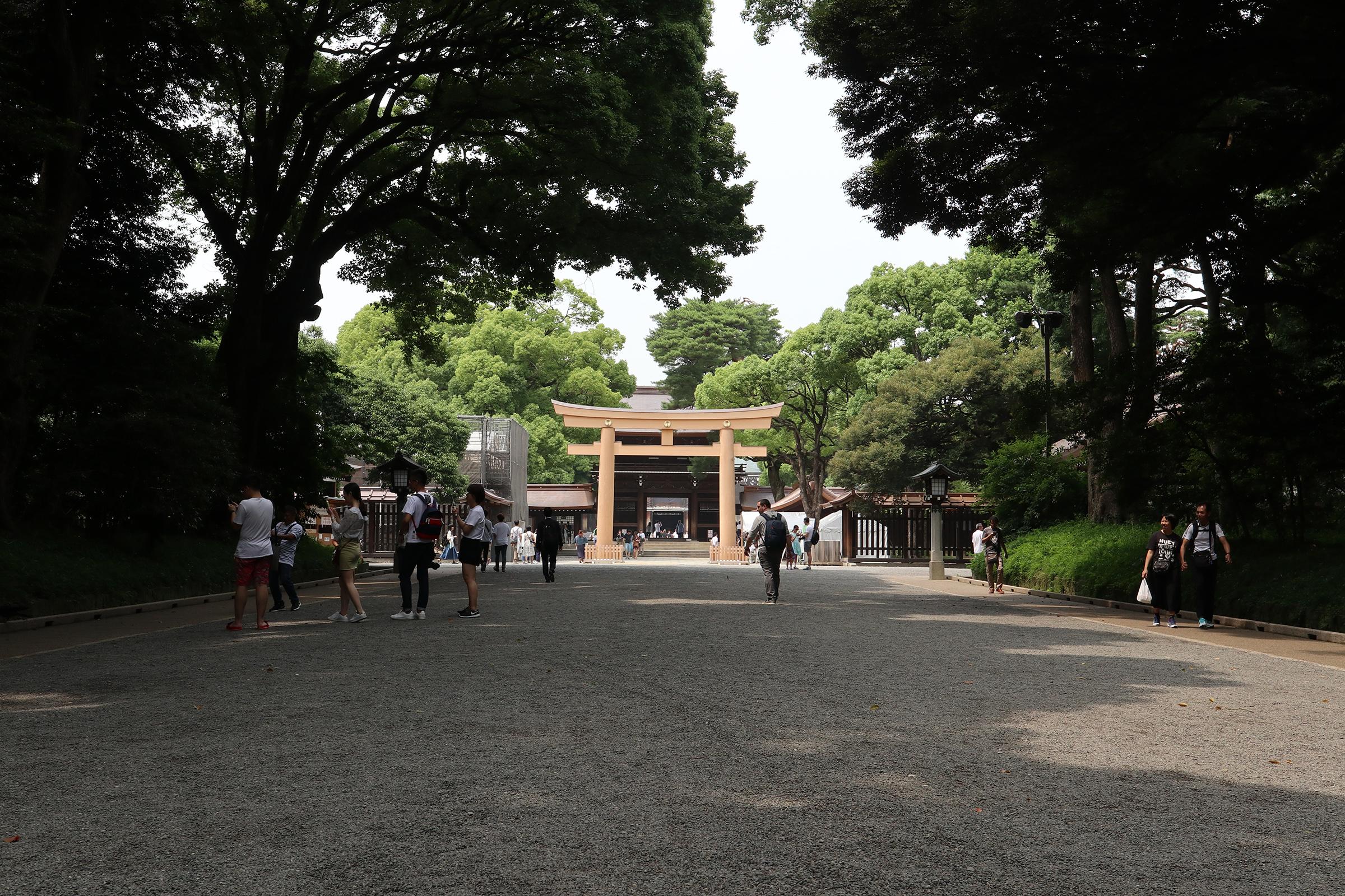 Canon EOS M5 @明治神宮 -画像09