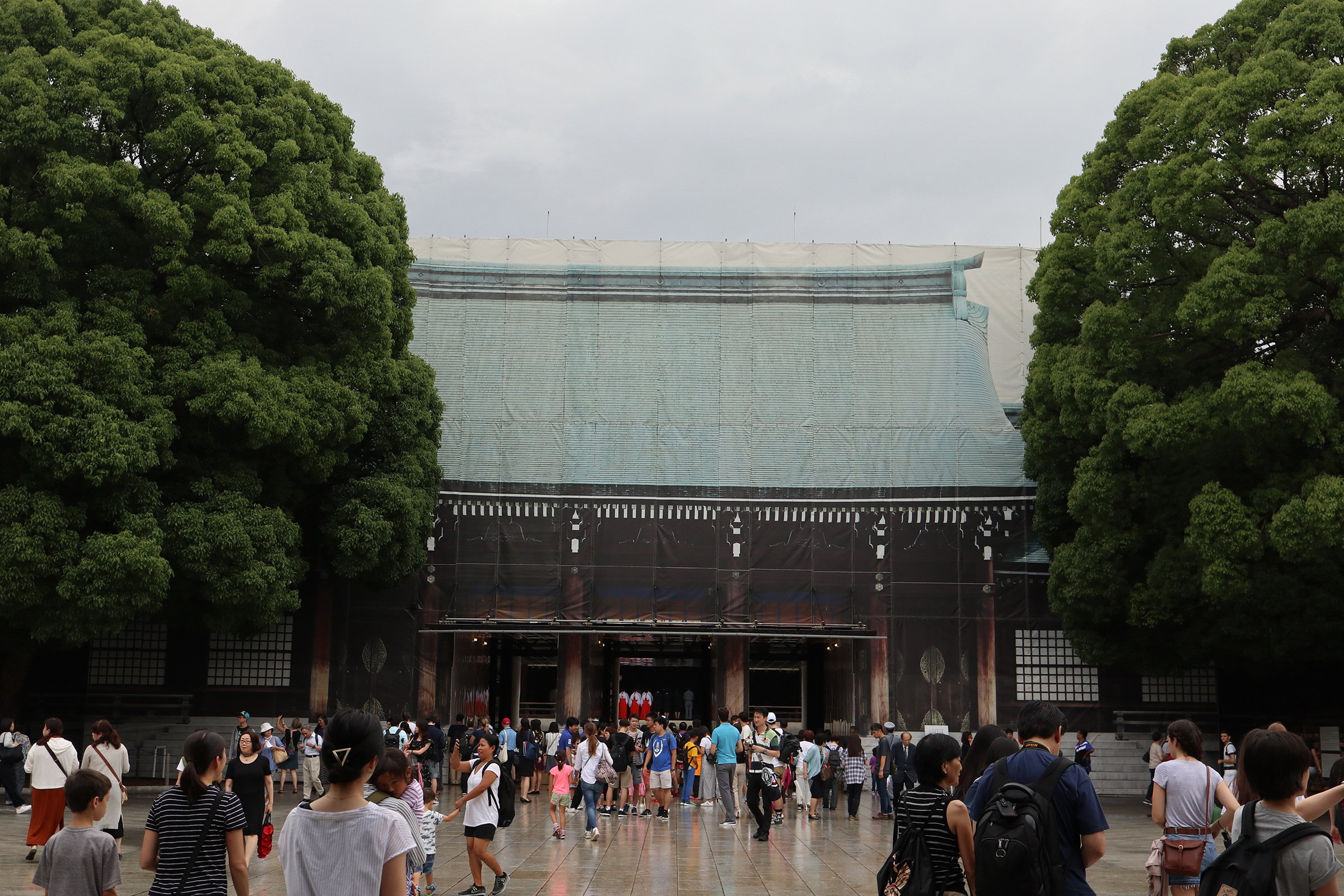 Canon EOS M5 @明治神宮 -画像14